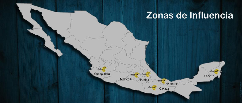 mapa ubicacion asfiscal