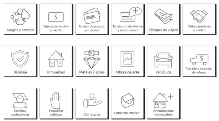 actividades-vulnerables-lavadodedinero